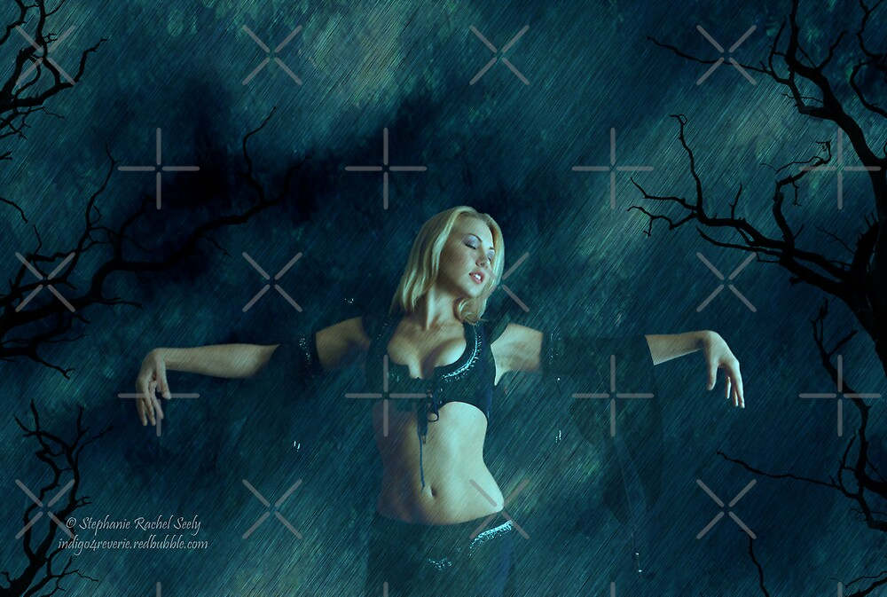 I Dream That I Am The Rain by Stephanie Rachel Seely