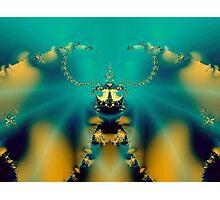 Heavenly Warrior Photographic Print
