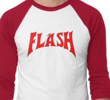 Flash Gordon - 'Flash' T-shirt Men's Baseball ¾ T-Shirt