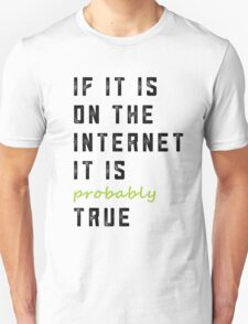 It probably is T-Shirt