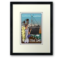 Ode to Reg Framed Print