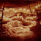 Blanket Fort by Ronja
