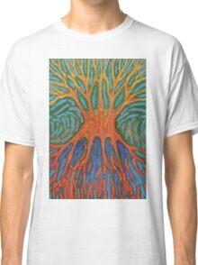 Jittery Tree  Classic T-Shirt