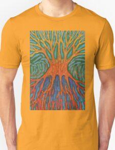 Jittery Tree  Unisex T-Shirt