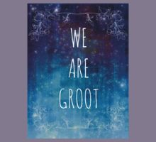 WE ARE GROOT Kids Clothes