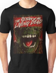 Return of the living dead poster Unisex T-Shirt