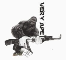 very ape! by jonnyriot