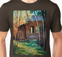 """The Old Bunkhouse"" Unisex T-Shirt"