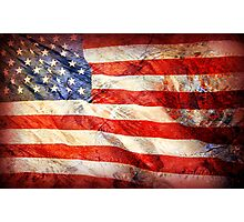 Stars and Stripes Forever Photographic Print
