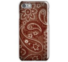 bandana iPhone Case/Skin