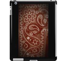 bandana iPad Case/Skin