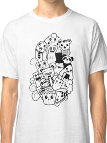 Doodle Kawaii Classic T-Shirt
