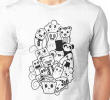 Doodle Kawaii Unisex T-Shirt