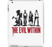 The Evil Within iPad Case/Skin