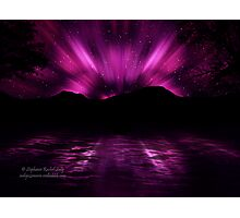 Cosmic Mystery Photographic Print