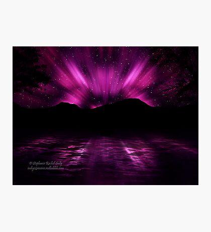 Cosmic Mystery Photographic Print