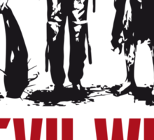 The Evil Within Sticker