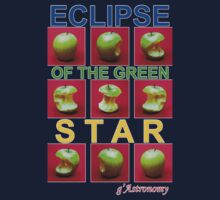 Eclipse Of The Green Star by luckypixel