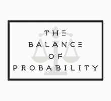 The Balance of Probability by brownpeanuts