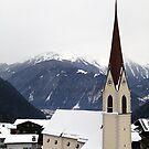 Finkenberg Church by hynek