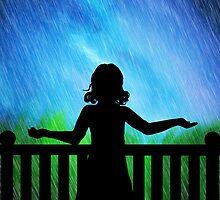Wish Upon The Rain by Stephanie Rachel Seely