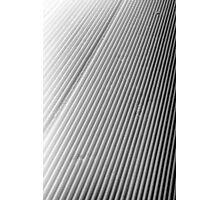Groomed Piste Photographic Print