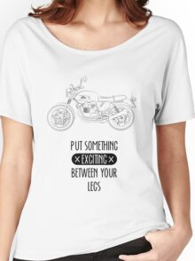 Between your legs Women's Relaxed Fit T-Shirt