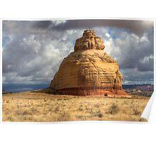 Church Rock Poster