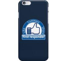 First Responder iPhone Case/Skin