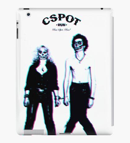 CSPOT - SidFITS (and Nancy) iPad Case/Skin