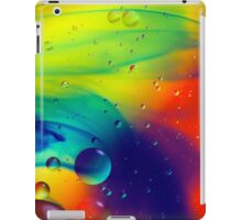Abstract Oil Photo_0193 iPad Case/Skin