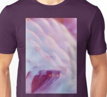 Surrealist lips young lady surreal abstract analogue portrait Unisex T-Shirt