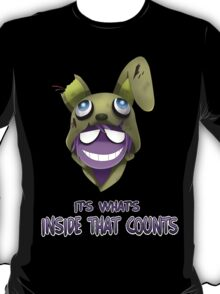 Purple Guy Hoodie T-Shirt