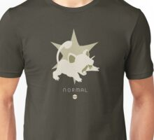 Pokemon Type - Normal Unisex T-Shirt