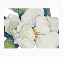 Magnolia Full Bloom Baby Tee