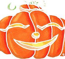 Happy Pumpkin 2014 by Amy-Elyse Neer