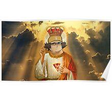 Jesus Daru Poster