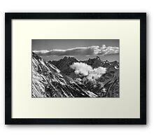 An Afternoon On Penken #08 Framed Print