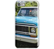 Classic Old Ford Pickup Truck iPhone Case/Skin