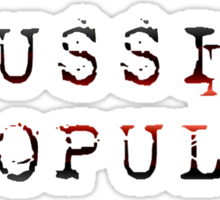 GAUSSIAN COPULA Sticker