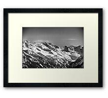 An Afternoon On Penken #03 Framed Print