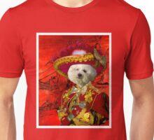 Bichon Frise Art Unisex T-Shirt