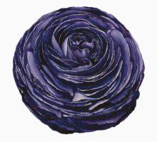 Purple Ranunculus Kids Clothes