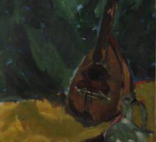 Mandolin by Dragana Susic