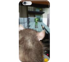 rat gaming iPhone Case/Skin