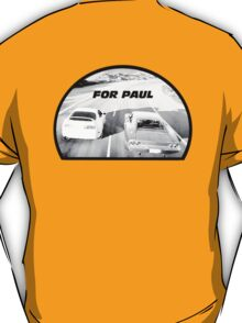 Paul Walker T-Shirt