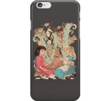 Wonderlands iPhone Case/Skin