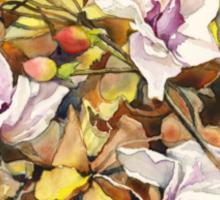 Fallen Petals Sticker