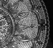 Serving Platter by WildestArt