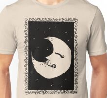 Inky Moon Unisex T-Shirt